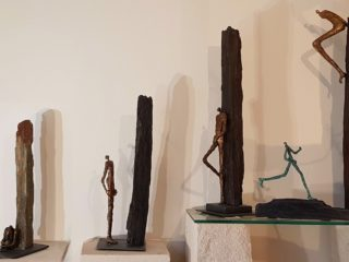 Sculpteur Réjane LeChat