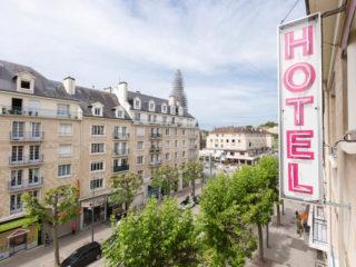 Hotel du Chateau ***